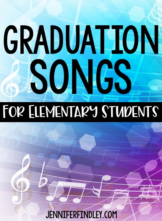 graduation song ideas for