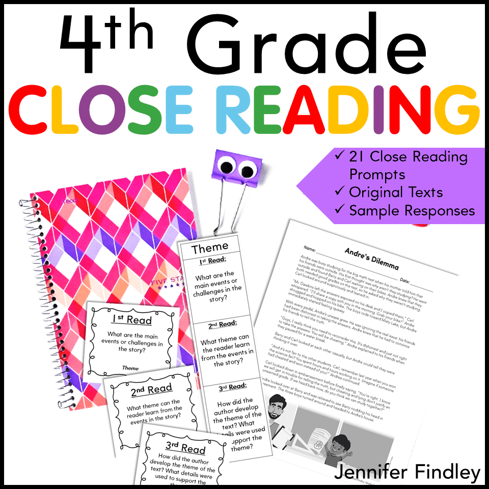 hight resolution of Annotating Tips for Close Reading - Teaching with Jennifer Findley