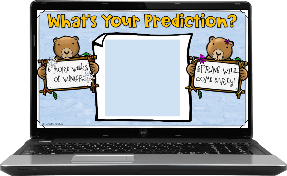 medium resolution of Free Groundhog Day Digital Activities - Teaching with Jennifer Findley