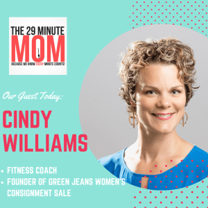 Created Order Conference speaker Cindy Williams