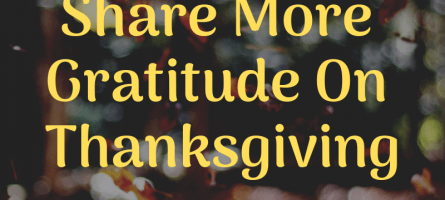 Thankful cards