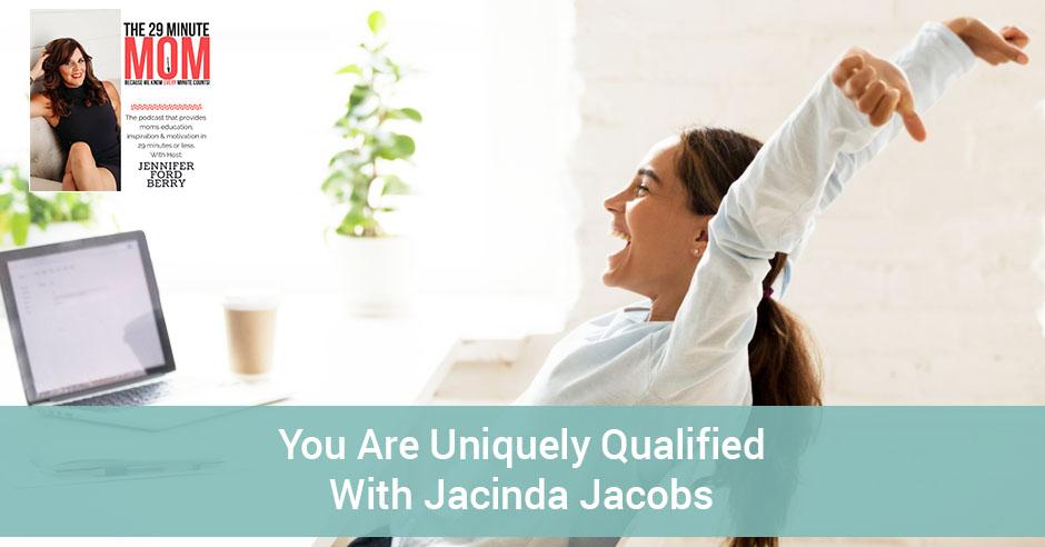 TMM Jacinda   Uniquely Qualified