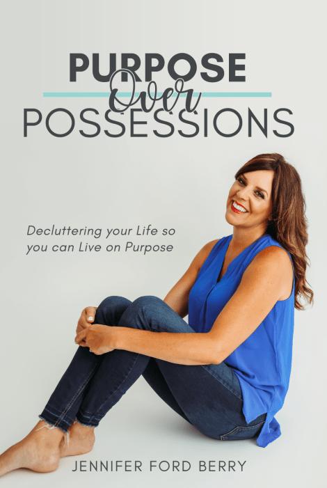 purpose over possessions