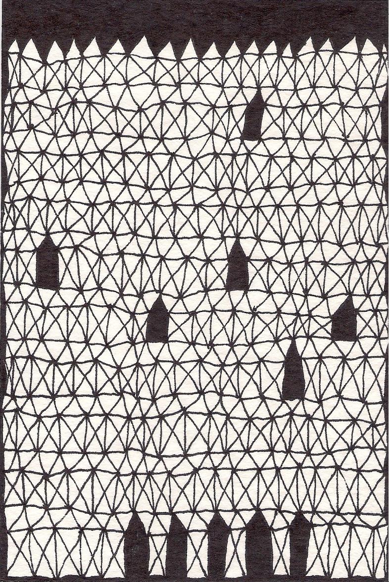 Architetture Sospese Cartoline #06