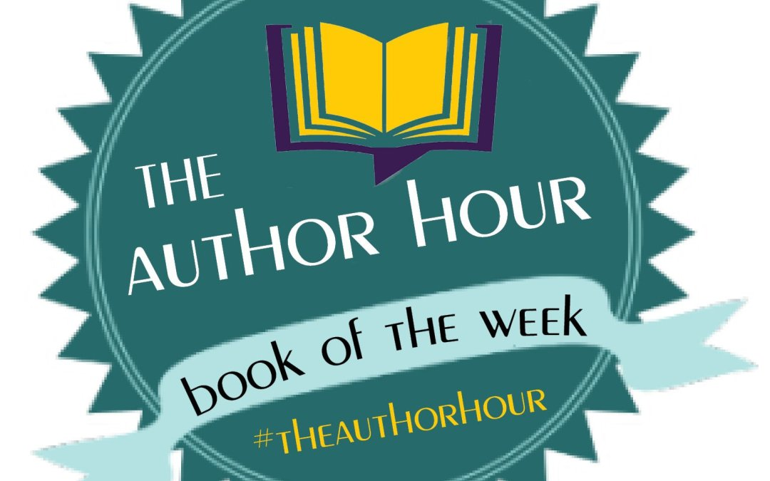 Book of the week with #TheAuthorHour
