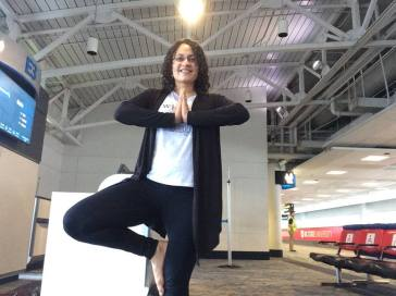 Tree Pose Picture