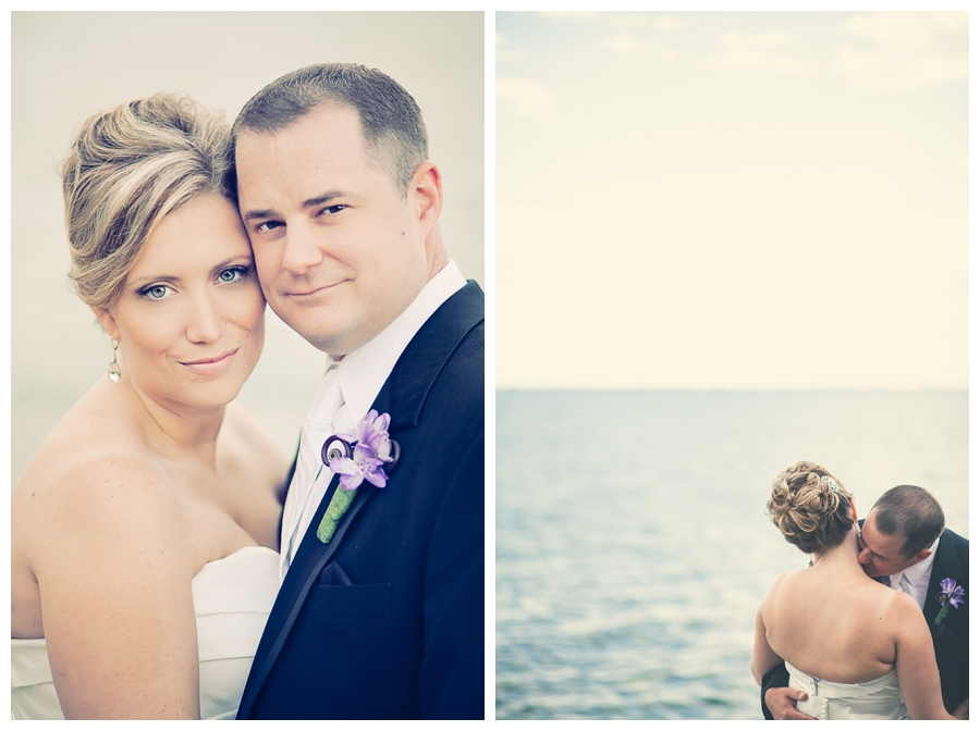Jenny and Bill get married at Grosse Pointe Academy Chapel