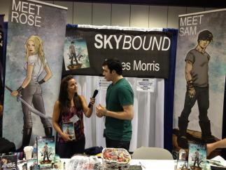 Interview with James Morris, WonderCon 2013