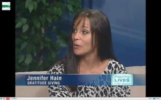 Co-host of Gratitude Giving, Inspiring Lives with Dr. Shellie