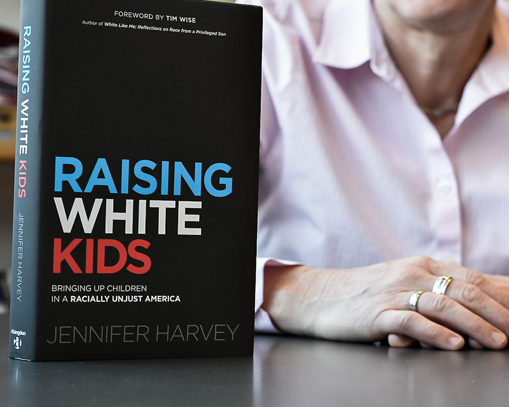 Raising White Kids: Bringing Up Children in a Racially Unjust America by Dr. Jennifer Harvey
