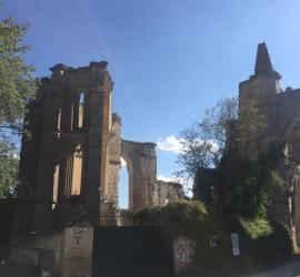 Ruins of San Anton