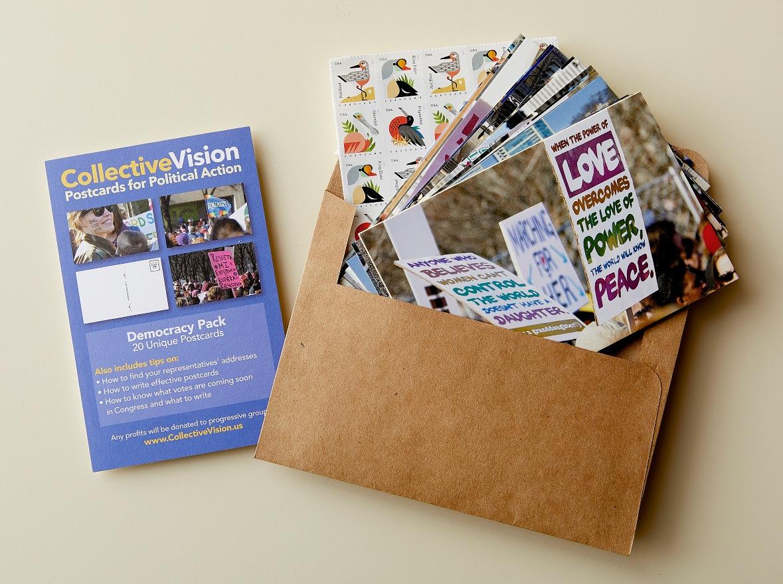 An Action A Day And A Postcard Giveaway Jennifer Hofmann