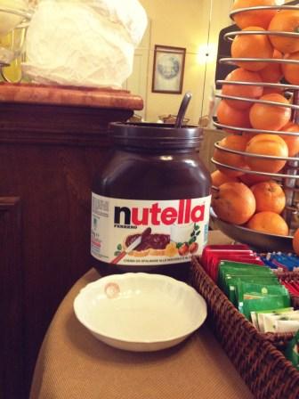 The Italians do breakfast right