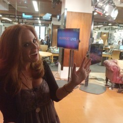 Video Huffington Post Live appearance!