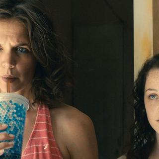 "Katie Holmes new movie ""All We Had."""