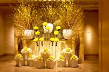 Four Seasons Beverly Hills lobby