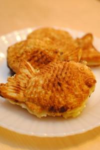 fish pancakes