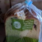 green tea coconut bread