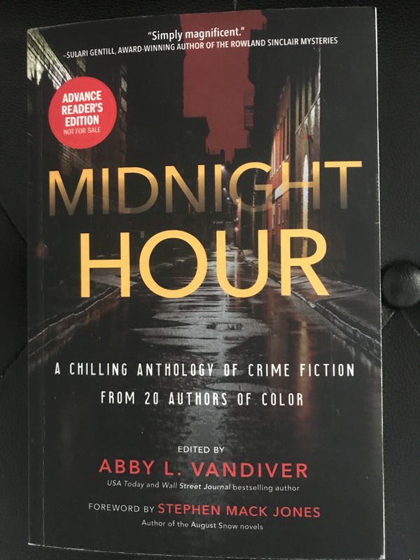 cover of Midnight Hour: A Chilling Anthology of Crime Fiction from 20 Authors of Color