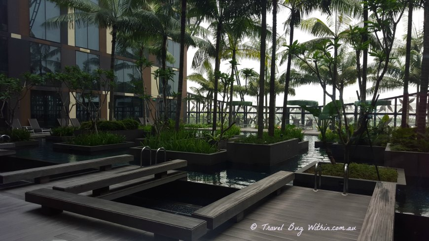 Singapore stopover – transit in an oasis