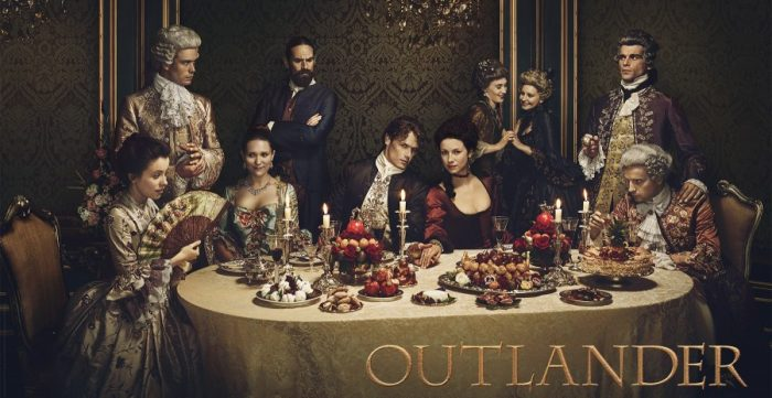 Outlander Series 2 – the Power and the Passion