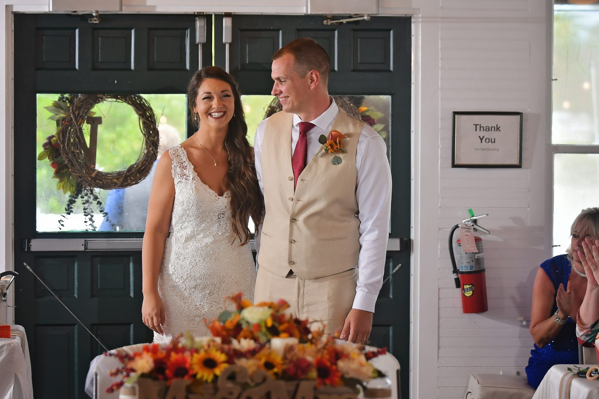 wedding at wilbur boathouse