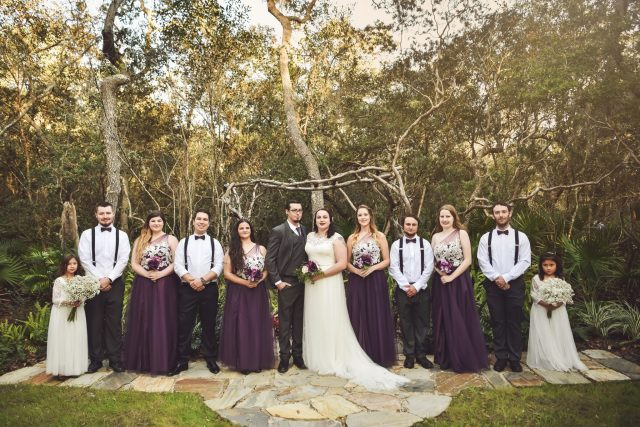 Rustic Wedding in Deland Florida