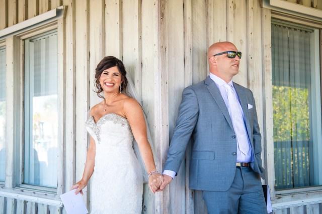 Riverside Pavilion Port Orange Wedding