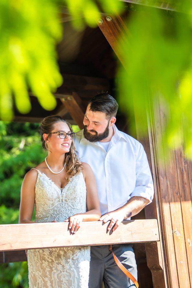 Oak Tree Wedding at Estate on the Halifax