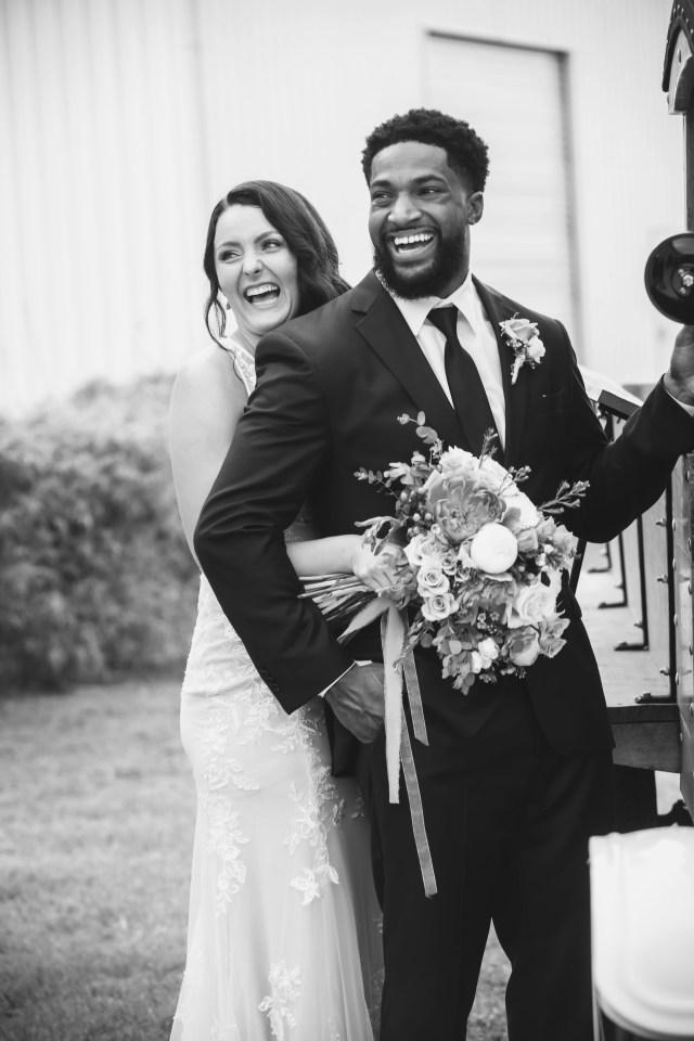 Ever After Farms Peach Barn Wedding