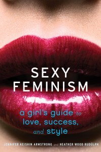 correct SEXY FEMINISM COVER