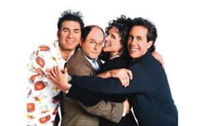 What I've Learned from 'Seinfeld' Writers So Far