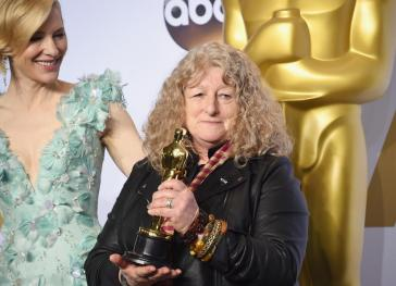 Jenny Beavan wins for costume design.