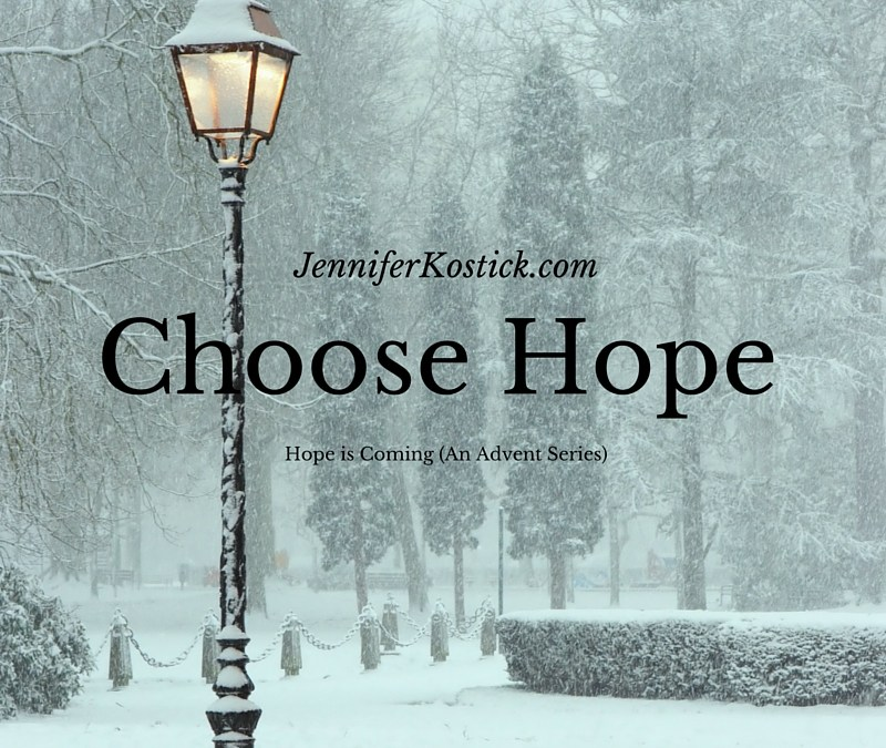 Choose Hope (Hope is Coming)