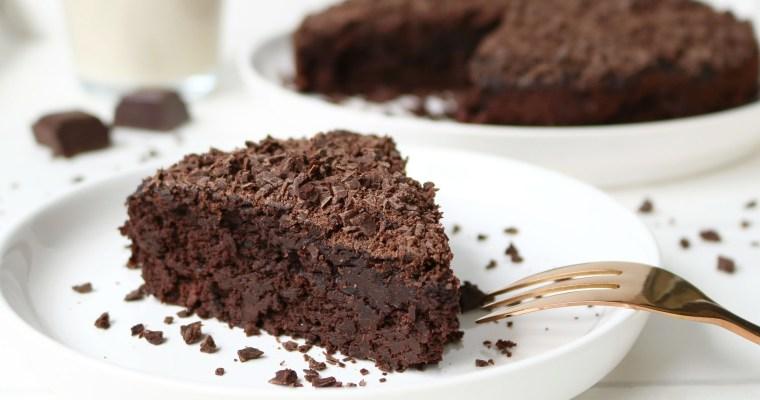 HEALTHY CHOCOLADE TAART