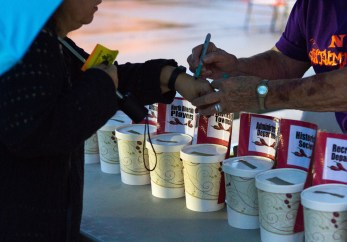 About 20 amateurs competed for the top spot at the North Riverside Autumn Fest and Chili Cook-Off.