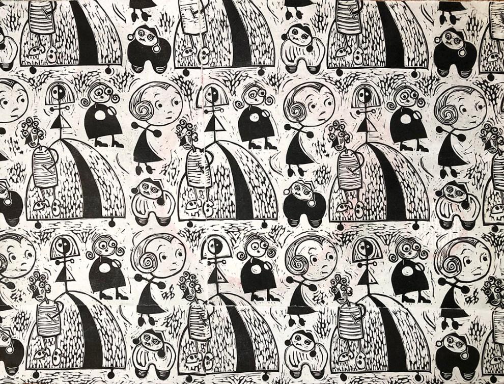 pattern noboby