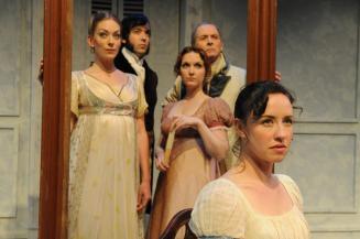 An Elliott Family Portrait - Jane Austen's Persuasion adaptation by Jennifer Le Blanc
