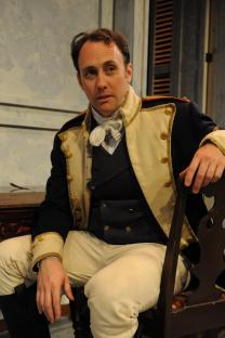 Captain Wentworth (William Springhorn Jr.) - Jane Austen's Persuasion adaptation by Jennifer Le Blanc