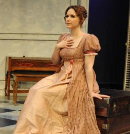 Mary is very ill - Jane Austen's Persuasion adaptation by Jennifer Le Blanc