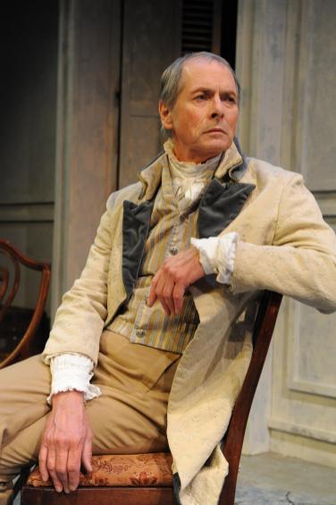 Mr. Elliott - Jane Austen's Persuasion adaptation by Jennifer Le Blanc