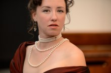 Anne Elliott (Marissa Wanlass) - Jane Austen's Persuasion adaptation by Jennifer Le Blanc