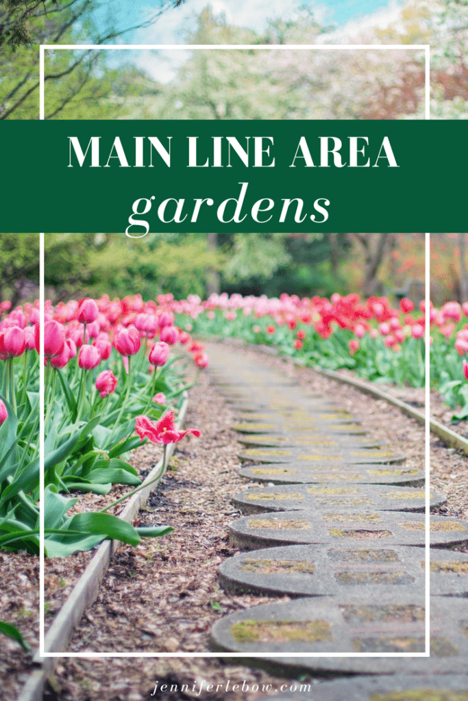 Main Line Gardens And Arboretums
