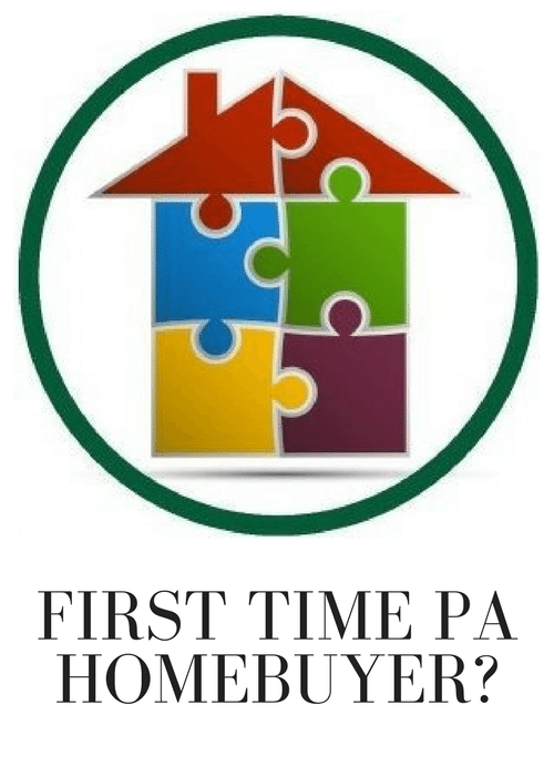 First Time PA Homebuyer?