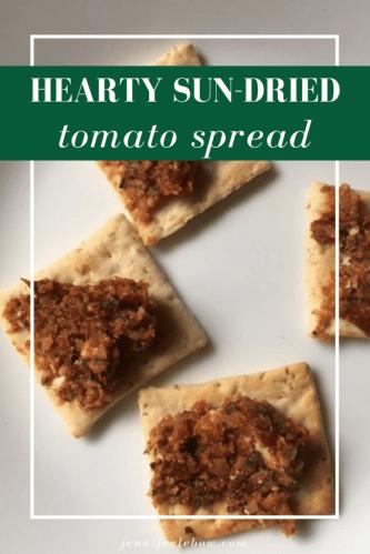 Sun-Dried Tomato-Feta Spread