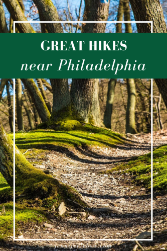 Are you looking for a great spot for a nature walk or more challenging hike? The Philadelphia area offers lots of choices.