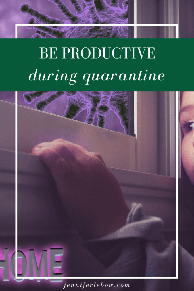 home projects during quarantine