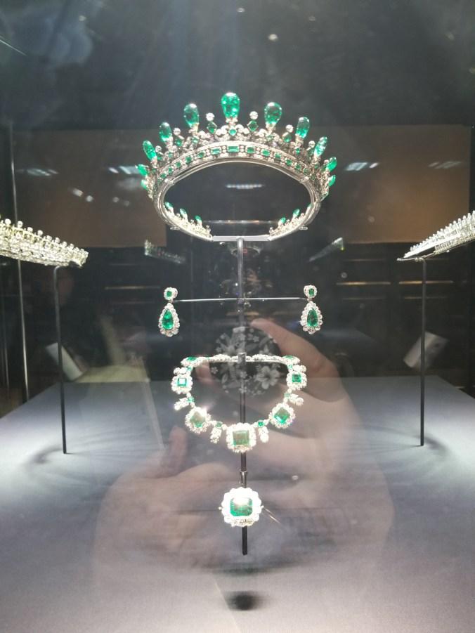 Queen Victoria Jewels