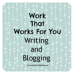 Work that Works for You writing