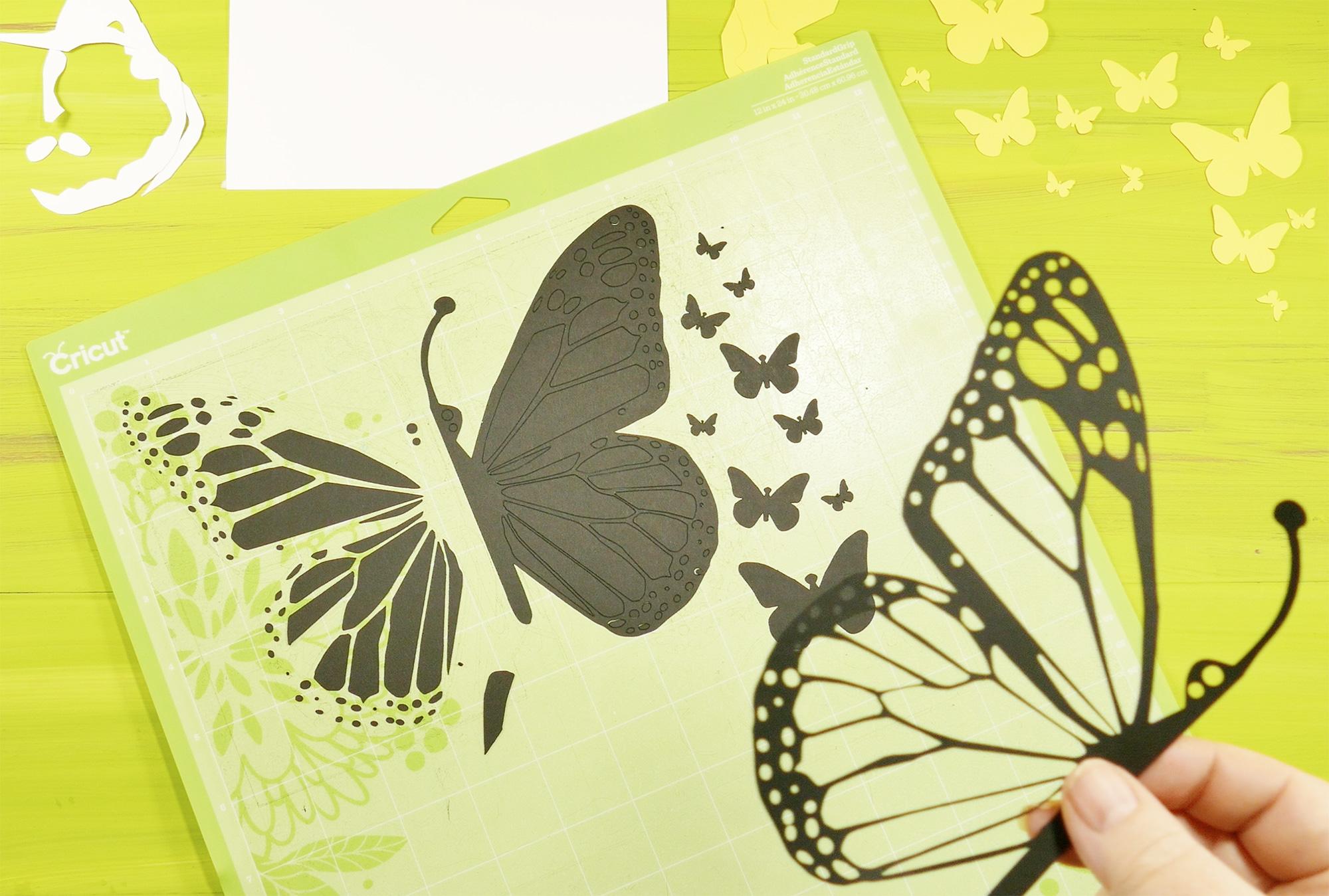 Pop Up Butterfly Card Design Space2 Jennifer Maker